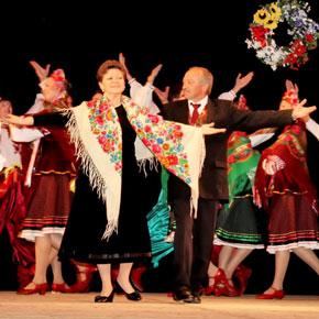 Художественный руководитель театра хореографических миниатюр «Цвит папороти»