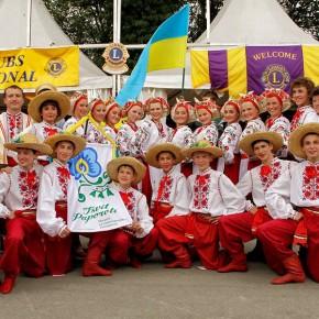 Международный конкурс Llangollen' 2010