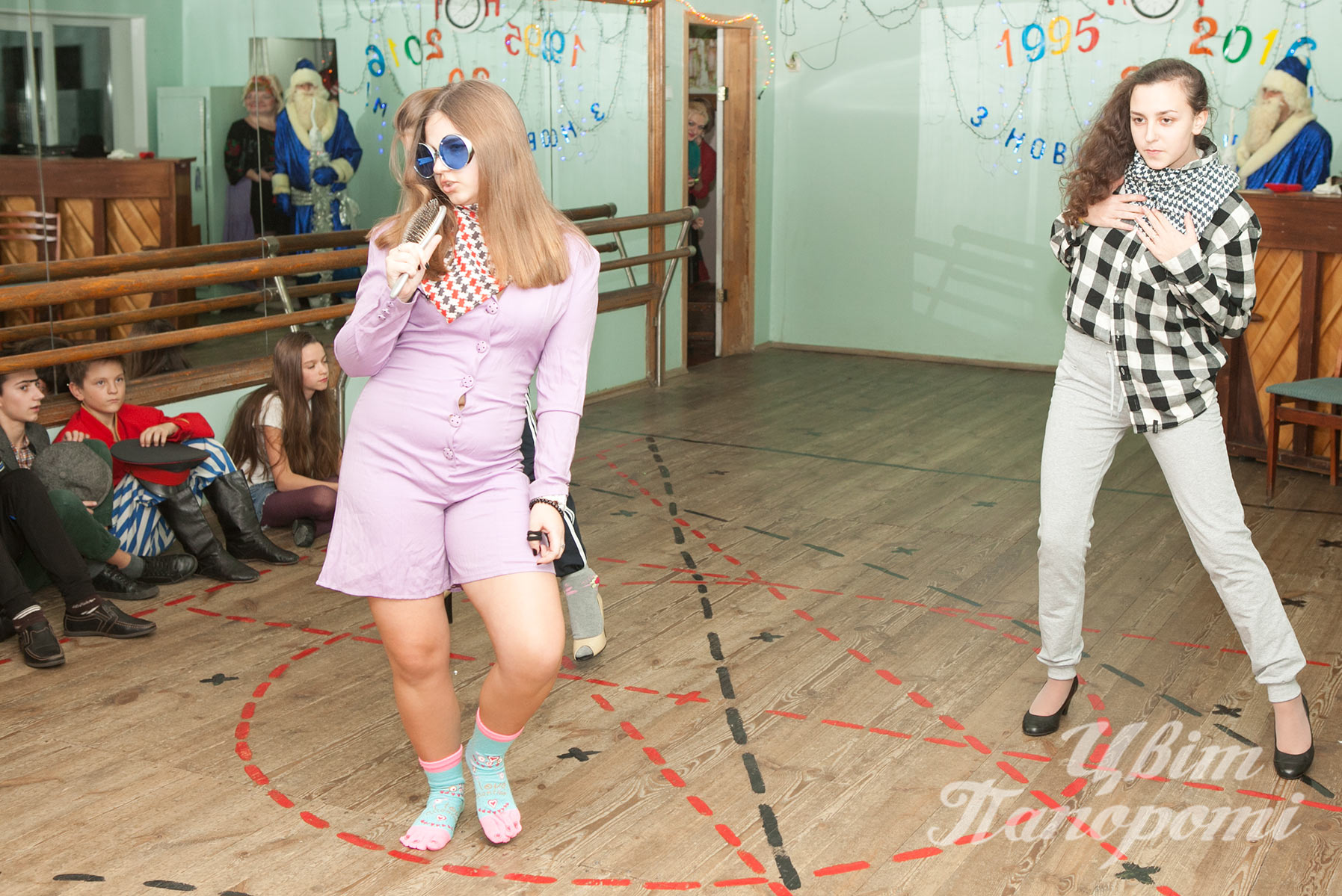 Photo Новогодний каламбур - 2016