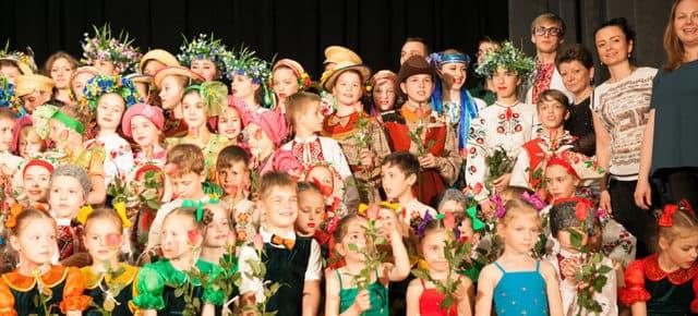 Звітний концерт Весняні барви 2016