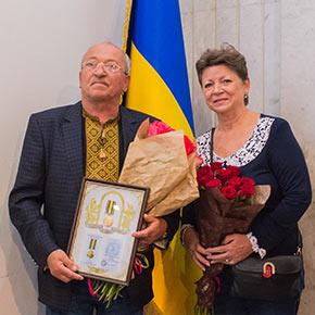 Відзнака Президента України — ювілейна медаль «25 років незалежності України» для керівників