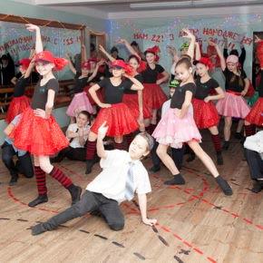 День Народження - 22 роки театру танцю «Цвіт папороті»